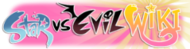 Star vs the Forces of Evil Wikia-wordmark.png
