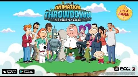 Animation Throwdown - The Quest For Cards - iOS Trailer