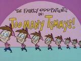 Too Many Timmys!