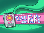 Titlecard-Take and Fake
