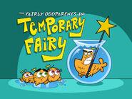 Titlecard-Temporary Fairy