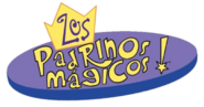Logo Padrinos Mágicos español