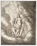 Venus&CupidByWenceslasHollar