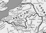 Gaule Belgique
