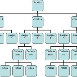 Arbre phylogénétique des langues européennes