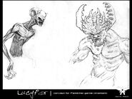 Lucifer sketches