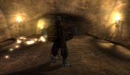 Suicide Vamp in Catacombs