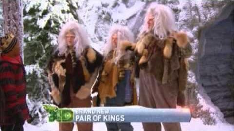 """""""Pair_of_Kings""""_episode_promo_""""Yeti,_Set,_Snow"""""""
