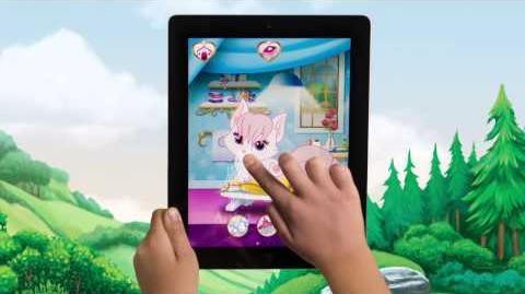Disney Princess Palace Pets App
