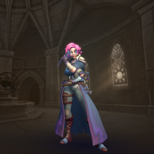 Maeve MVP Rapscallion.png