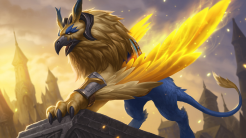 Mount Golden Gryphon Promo.png