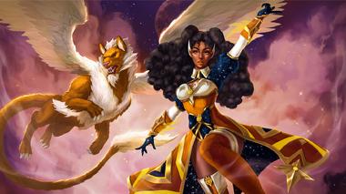 Imani Stellar Sorceress R1 Promo.png