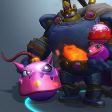 Bomb King Weapon Love Machine's Wingmen.png