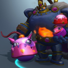 Bomb King Weapon Love Machine's Wingmen.png