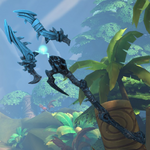 Grohk Weapon Cosmic Lightning Staff.png