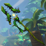 Grohk Weapon Tropic Lightning Staff.png