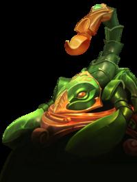 DeathCard Emerald Stinger.png