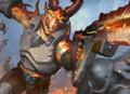 Viktor Collection Draconic Fighter Icon.png