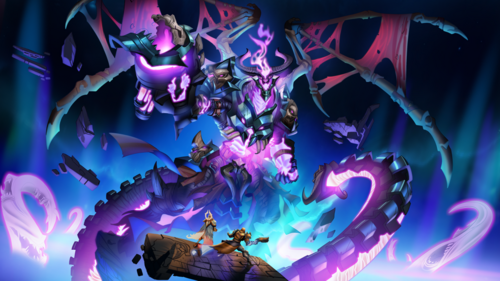 Drogoz Abyssal Lord Promo.png