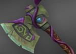 Grover Weapon Lavender Throwing Axe Icon.png