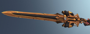Furia Weapon Golden Pyre Blade.png