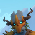 Grohk Accessories Tribesman Mask.png