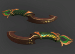 Maeve Weapon Emerald Bandits Daggers Icon.png