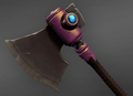 Grover Weapon Lavender Throwing Axe Icon Old.png