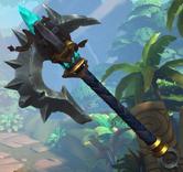 Terminus Weapon Monolith Massacre Axe.png