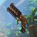 Androxus Weapon Golden Revolver.png