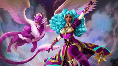 Imani Stellar Sorceress R3 Promo.png