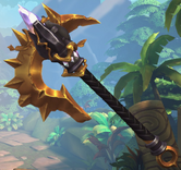 Terminus Weapon Golden Massacre Axe.png