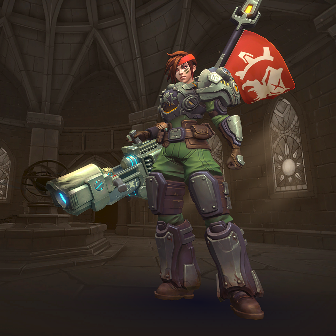 Io - Official Paladins Wiki