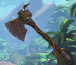 Grover Weapon Saffron Throwing Axe.png