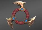 Tiberius Weapon Nightstalker's Chakrams Icon.png
