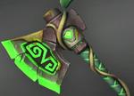 Grover Weapon Blightbark Throwing Axe Icon.png