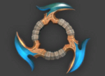 Tiberius Weapon Tomb Keepers Chakrams Icon.png