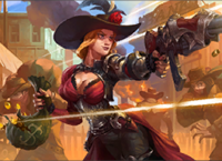 Tyra Collection Gunslinger Icon.png