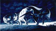 Tyrannosaurus-2-John-Bindon
