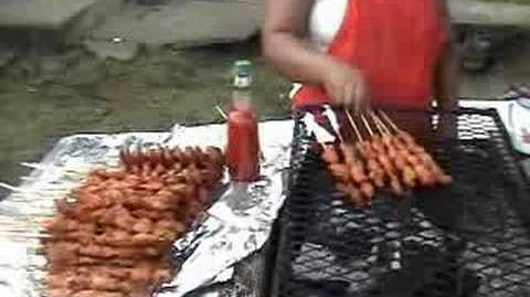 Street Food in Panama