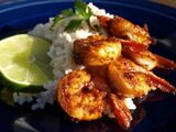 Spicy Jumbo Shrimp