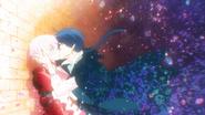 Ep3 Vanitas kissing Jeanne