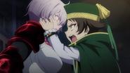 Ep2 Luca order her not to slay Vanitas