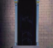 Baskerville-the tower door