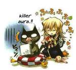 Vincent and Jun Cat