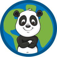Panfu-World logo