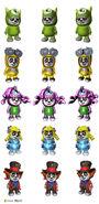 Panfu-characters disney