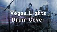 Vegas Lights PANIC! AT THE DISCO (Improv Drum Cover Remix) by Kieran