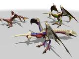Edge's dragon