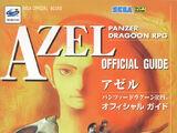 Azel: Panzer Dragoon RPG Official Guide